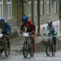 8. Rakvere Rattamaraton (EEC) - Aare Huik (358), Kert Olle (476), Kaido Kukk (750)