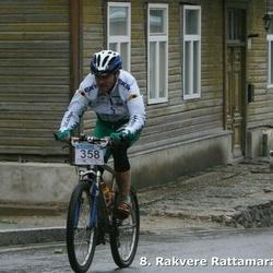 8. Rakvere Rattamaraton (EEC) - Aare Huik (358), Kaido Kuusiku (394)