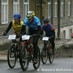 8. Rakvere Rattamaraton (EEC) - Siim Koolmeister (431), Priit Piilma (525), Arno Pae (539)