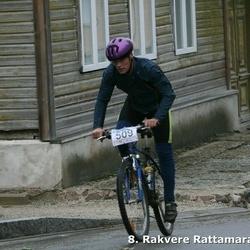 8. Rakvere Rattamaraton (EEC) - Arne Sammel (509)
