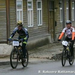 8. Rakvere Rattamaraton (EEC) - Rainer Raidma (655), Ando Pruuel (676)