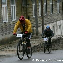 8. Rakvere Rattamaraton (EEC) - Egon Narits (526), Ago Ilves (622)