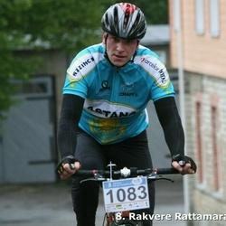 8. Rakvere Rattamaraton (EEC) - Arris Aasmäe (1083)