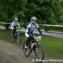 8. Rakvere Rattamaraton (EEC) - Age Roos (2204)