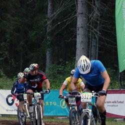 SEB 16. Tartu Rattamaraton - Andre Pärna (2382), Hardi Hoffmann (3321)