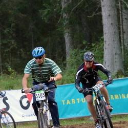 SEB 16. Tartu Rattamaraton - Juhan Mõttus (3103), Andero Kullerkupp (6884)