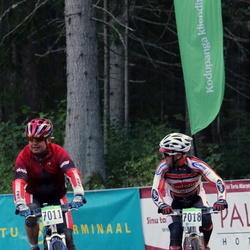 SEB 16. Tartu Rattamaraton - Enn Allik (7011), Andi Sõmmer (7018)