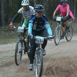 SEB 16. Tartu Rattamaraton - Alar Reiska (5174), Lilia Pokker (6261)