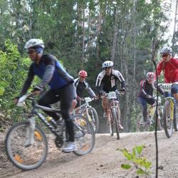 SEB 16. Tartu Rattamaraton - Arno Anton (2585), Anneli Metsamaa (6533)