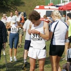35. Jooks ümber Ülemiste järve - Urmas Liin (318), Agne Sokolov (636)