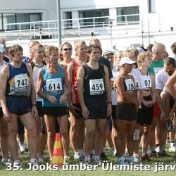 35. Jooks ümber Ülemiste järve - Andrei Lopsik (341), Madis Osjamets (459), Martin Sagaja (598), Arnold Schmidt (614), Paavo Vaher (742)