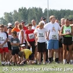 35. Jooks ümber Ülemiste järve - Dmitri Aristov (31), Anton Basmanov (44), Eduard Kimask (212), Henri Laumets (295), Margus Rein (550), Anneli Sander (605), Valdo Tohver (701)