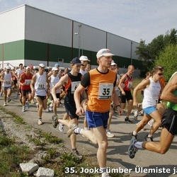 35. Jooks ümber Ülemiste järve - Art Arukaevu (35), Erko Virgepuu (782)