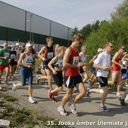 35. Jooks ümber Ülemiste järve - Hiid Siimson (625), Agne Sokolov (636)