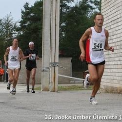 35. Jooks ümber Ülemiste järve - Aivar Käesel (278), Heino Miina (387), Veiko Randaru (540)