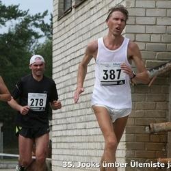 35. Jooks ümber Ülemiste järve - Aivar Käesel (278), Heino Miina (387), Alar Rähn (582)
