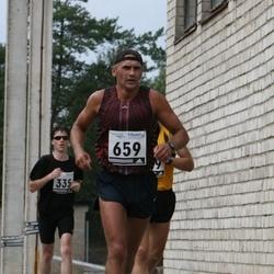 35. Jooks ümber Ülemiste järve - Andre Lomaka (335), Sergei Žitšenko (659)