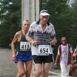35. Jooks ümber Ülemiste järve - Jaan Mättas (413), Anatoli Šuvalov (654)