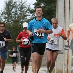 35. Jooks ümber Ülemiste järve - Andres Krull (251), Aalo Parmas (481)