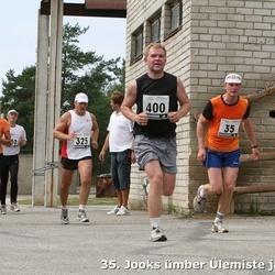 35. Jooks ümber Ülemiste järve - Art Arukaevu (35), Teet Lill (325), Margo Muzakko (400)