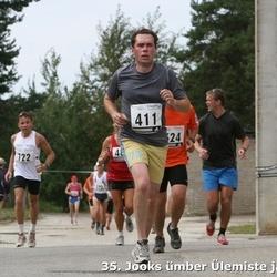 35. Jooks ümber Ülemiste järve - Aivar Käesel (278), Toomas Männik (411), Margus Tubalkain (722)