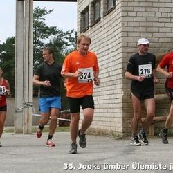 35. Jooks ümber Ülemiste järve - Aivar Käesel (278), Ergo Lilienberg (324), Heikki Parve (486), Margit Peebo (489)
