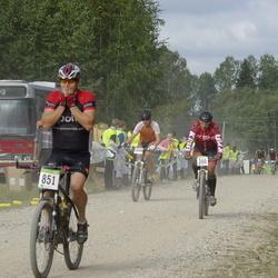 SEB 16. Tartu Rattamaraton - Andrus Männisalu (566), Andi Maasalu (851)