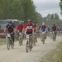 SEB 16. Tartu Rattamaraton - Gunnar Keernik (2302), Kalle Klandorf (2323), Ander Adel (3335)