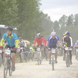 SEB 16. Tartu Rattamaraton - Ilmar Niilits (2369), Aleksei Kuttanen (2914), Kristjan Roosvald (2962)
