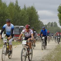 SEB 16. Tartu Rattamaraton - Anno Veider (2392), Agate Lorence (2724), Margo Luik (3041)