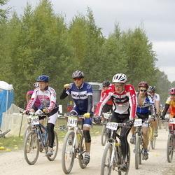 SEB 16. Tartu Rattamaraton - Riho Nöps (1679), Andero Belov (1989), Margus Jänese (2586)