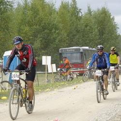 SEB 16. Tartu Rattamaraton - Andrus Pihlau (2076), Ando Käos (2332)