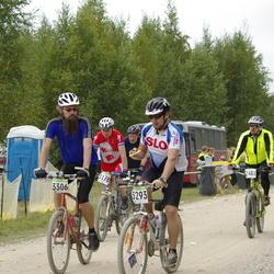 SEB 16. Tartu Rattamaraton - Artur Vdovin (2481), Indrek Kaul (3178), Taavi Kübarsepp (3293), Ivo Kelmsaar (3306)
