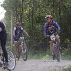 SEB 16. Tartu Rattamaraton - Arne Thorbjorsen (954), Kaspar Hordo (2040)