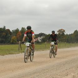 SEB 16. Tartu Rattamaraton - Agris Kirsons (2631), Paul Kiivikas (3131)