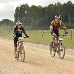SEB 16. Tartu Rattamaraton - Annika Aas (2216)