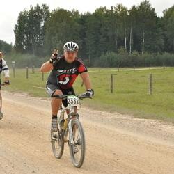 SEB 16. Tartu Rattamaraton - Andre Pärna (2382), Odd Lars Bredal (3061)