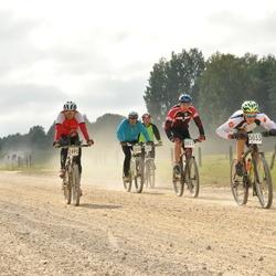 SEB 16. Tartu Rattamaraton - Virgo Riispapp (2491), Ando Noormets (5021), Robert Petrovitski (5033)