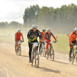 SEB 16. Tartu Rattamaraton - Ahti Võime (3147), Brayn Tölp (5124), Aleksander Strand (5246)