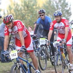 RMK Kõrvemaa Rattamaraton - Mati Agukas (162), Kaupo Rändla (328), Andre Lomaka (623)