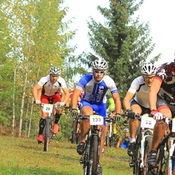 RMK Kõrvemaa Rattamaraton - Risto Roonet (18), Aivar Lagenõmm (29), Taikki Tillemann (133)
