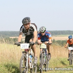7. Rakke Rattamaraton (EEC) - Ken Rohelaan (381), Ragnar Kruusla (2110), Aarne Kangur (2217)