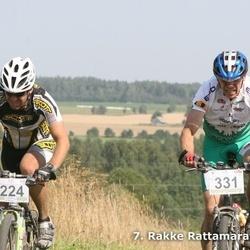 7. Rakke Rattamaraton (EEC) - Marek Antoniak (224), Alar Reiska (331)