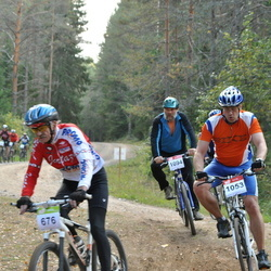 RMK Kõrvemaa Rattamaraton - Leo Härm (676), Rainer Kartau (1053), Aare Tinn (1094)