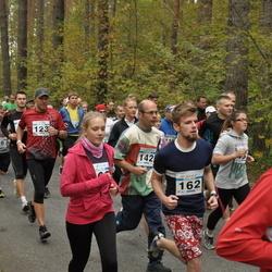 Pirita Sügisjooks - Tarmo Saidla (36), Reigo Väli (123), Jüri Maksimov (142), Heiki Must (162)