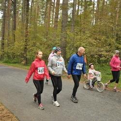Pirita Sügisjooks - Aarne Malva (194), Liina Malva (276), Margit Malva (433)
