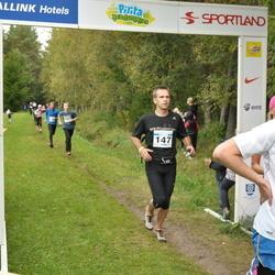 Pirita Sügisjooks - Konstantin Root (40), Jaanus Salla (147)