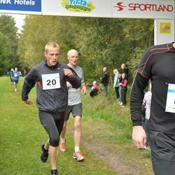 Pirita Sügisjooks - Henry Kordmaa (20), Rivo Kaldvee (89)