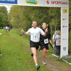 Pirita Sügisjooks - Pawel Nizinski (60), Alo Martinson (131)