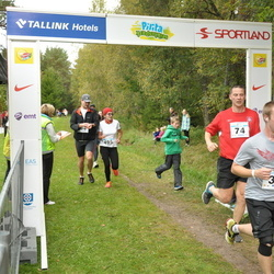 Pirita Sügisjooks - Tarmo Saidla (36), Joonas Tiits (74), Kai Kalamees (495)